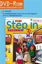 Vente  Let'S Step In 3e Ed. 2012 - Dvd-Rom Classe (Manuel Numerique Enrichi, Version Utilisateurs Meth)  - Collectif