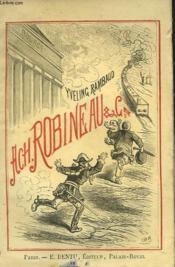 ACHILLE ROBINEAU & Cie, BANQUIERS - Couverture - Format classique