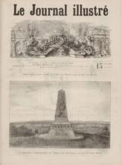 Journal Illustre (Le) N°19 du 10/05/1874 - Couverture - Format classique
