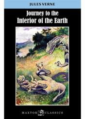 Vente livre :  Journey to the interior of the Earth  - Jules Verne