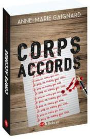 Vente livre :  Corps accords  - Anne-Marie Gaignard