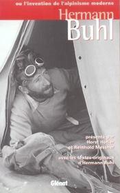 Hermann Buhl ou l'invention de l'alpinisme moderne - Intérieur - Format classique