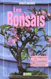 Decouvrir Et Reussir Bonsais (Les) - Intérieur - Format classique