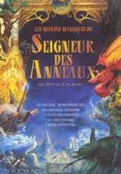 Les Mondes Magiques Du Seigneur Des Anneaux - Intérieur - Format classique