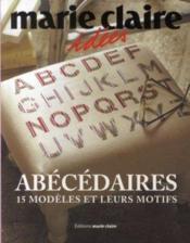 Abecedaires - Couverture - Format classique