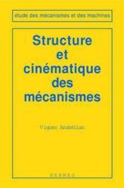 Structure des mecanismes - Couverture - Format classique