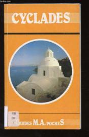 Cyclades (Les) Guide Ma Poch. - Couverture - Format classique