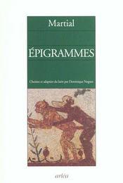 Epigrammes - Intérieur - Format classique