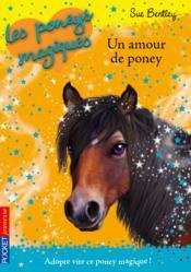 Les poneys magiques t.6 ; un amour de poney - Couverture - Format classique