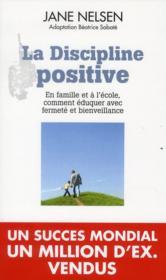 La discipline positive - Couverture - Format classique