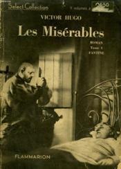 Les Miserables. Tome 1. Collection : Select Collection N° 34 - Couverture - Format classique