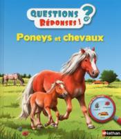 Poneys et chevaux - Couverture - Format classique