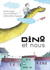 Dino et nous - Couverture - Format classique