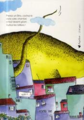 Dino et nous - 4ème de couverture - Format classique