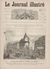 Journal Illustre (Le) N°20 du 17/05/1874 - Couverture - Format classique