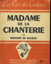 Madame De La Chanterie - Couverture - Format classique