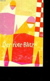 Der Rote Blitz - Couverture - Format classique