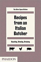 Vente livre :  Recipes from an italian butcher  - The Silver Spoon Kit - Collectif