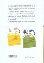 Physique Mpsi Ptsi L'Essentiel Du Cours Methodes Solutions Conseils Pour Reussir Son Annee De Prepa - 4ème de couverture - Format classique