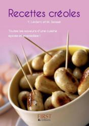 Le Petit Livre De Cuisine ; Recettes Créoles - Couverture - Format classique