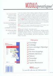 Orthopédie-traumatologie - 4ème de couverture - Format classique
