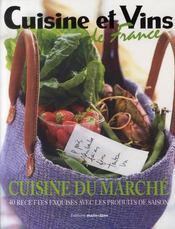 Cuisine Du Marche - Intérieur - Format classique