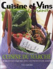 Cuisine Du Marche - Couverture - Format classique