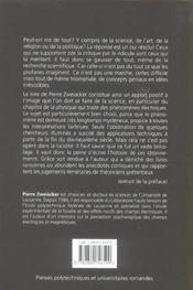 Fluide Vital. Contes De L'Ere Electrique - 4ème de couverture - Format classique