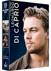 La Collection Leonardo Di Caprio - Blooddiamond + Mensonges D'État - Couverture - Format classique