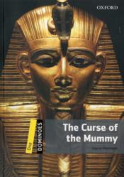 Vente livre :  Dominoes t.1 ; the curse of the mummy  - Joyce Hannam - Jocelyn Gicquel