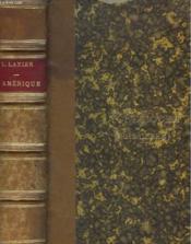 L'Amerique - Choix De Lecture Geographie - Couverture - Format classique