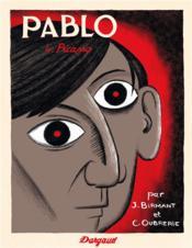 Pablo t.4 ; Picasso - Couverture - Format classique