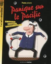 Vente  Panique sur le Pacific  - Pronto