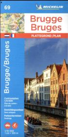 Vente livre :  Bruges  - Collectif Michelin