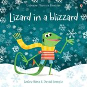 Vente livre :  Lizard in a blizzard  - David Semple - Lesley Sims