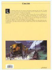 Bout D'Homme T.4 ; Karriguel An Ankou - 4ème de couverture - Format classique