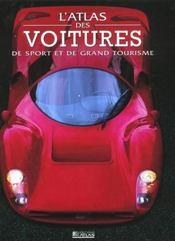 L'atlas des voitures de sport et de grand tourisme - Intérieur - Format classique