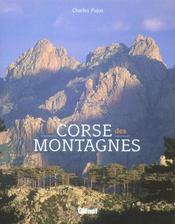 La Corse des montagnes - Intérieur - Format classique