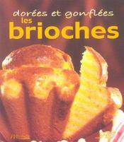 Dorees et gonflees les brioches - Intérieur - Format classique