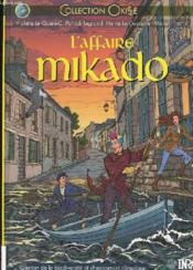 L'affaire mikado. gestion de la biodiversite et changement climatique - Couverture - Format classique