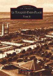 Le Touquet-Paris-Plage t.2 - Couverture - Format classique