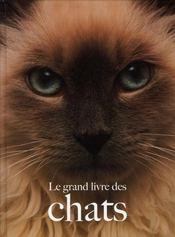 Le grand livre des chats - Intérieur - Format classique