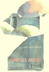 Marges arides - Couverture - Format classique