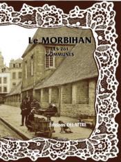 Le Morbihan ; les 261 communes - Couverture - Format classique