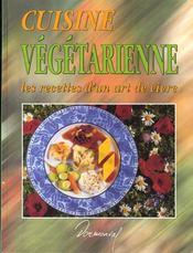 Cuisine vegetarienne - Intérieur - Format classique