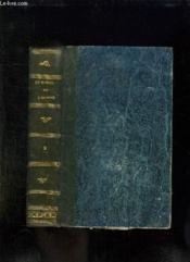 RAPPORTS DU PHYSIQUE ET DU MORAL DE L HOMME. TOME 2. 2em EDITION. - Couverture - Format classique