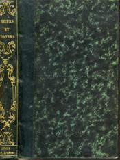 Moeurs Et Travers. Poesies Satiriques. - Couverture - Format classique