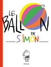 Le ballon de Simon - Couverture - Format classique
