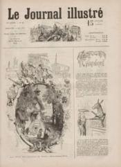 Journal Illustre (Le) N°22 du 31/05/1874 - Couverture - Format classique