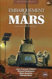 Embarquement pour Mars ; 25 défis à relever (2e édition) - Couverture - Format classique